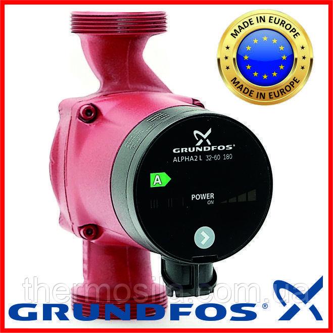 Циркуляційний насос Grundfos Alpha2 L 32-60 180