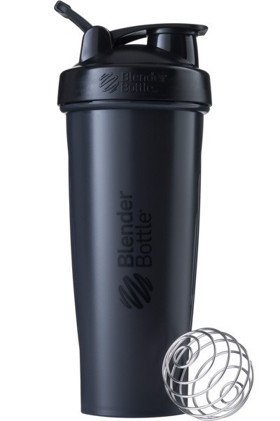 Спортивный шейкер BlenderBottle Classic Loop 940ml Black (ORIGINAL)