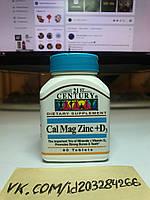 21st Century Cal Mag Zinc + D3 90 tabl