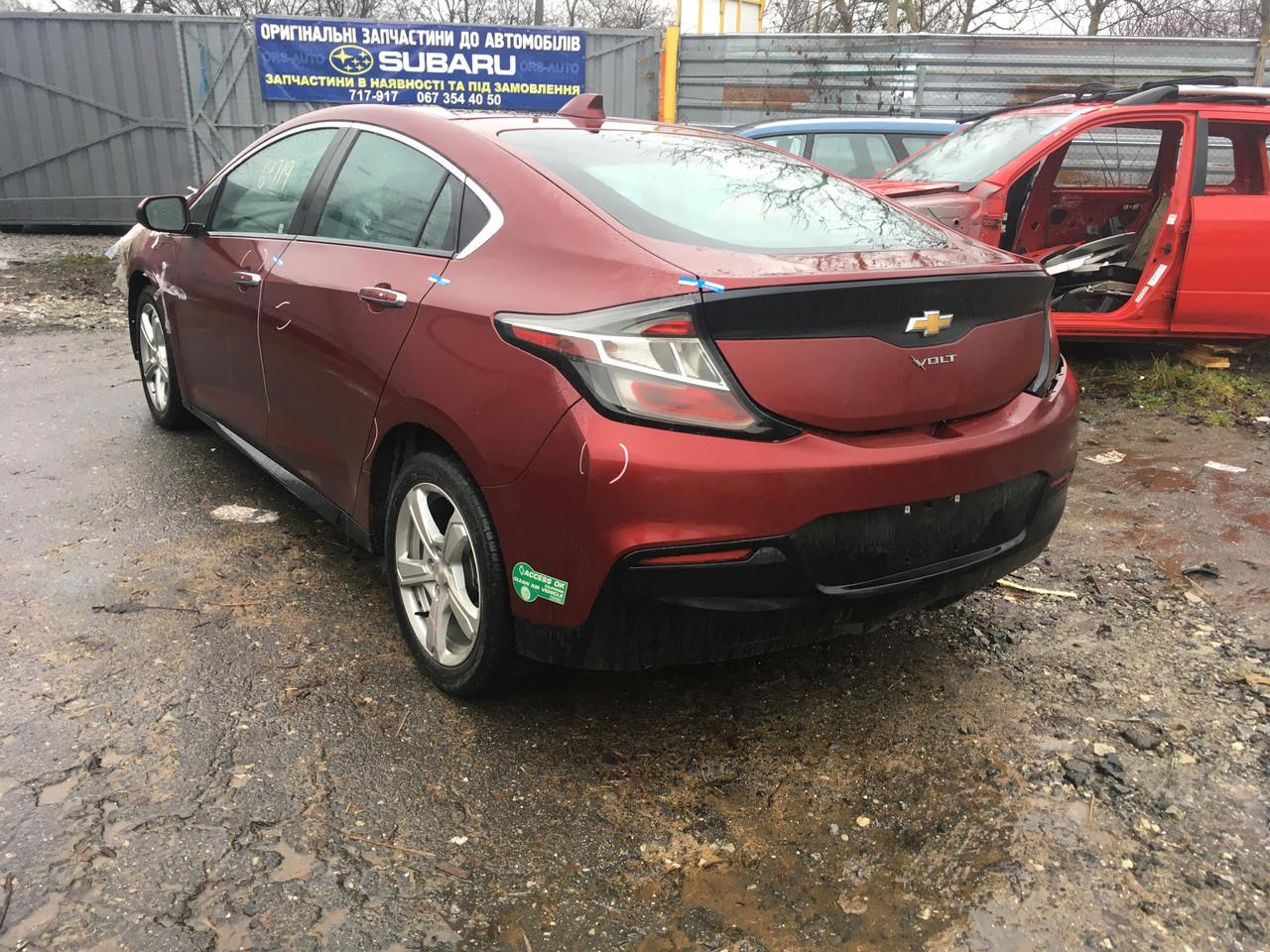 Chevrolet Volt 2, 2017 г.в.