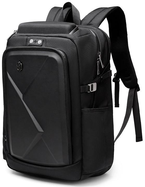 """Дизайнерский дорожный рюкзак для ноутбука 17"""" Arctic Hunter B00295, влагозащищённый, 28л"""