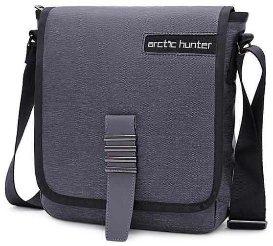 Небольшая влагозащищённая сумка через плечо Arctic Hunter K00053