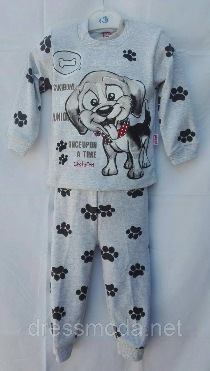Пижама для мальчиков Турция 1-3 лет