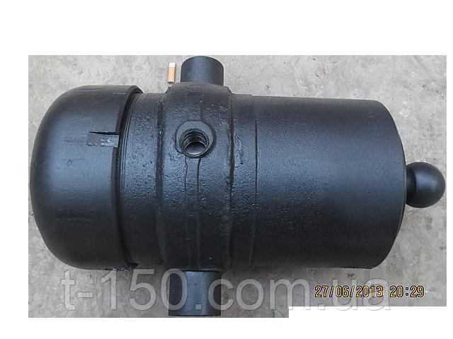 Гидроцилиндр подъёма кузова ГАЗ-САЗ 4-х штоковый САЗ 3502