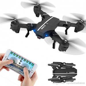 Квадрокоптер RC Drone CTW 8807W с дистанционным управлением и WiFi камерой