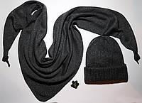 Комплект шапка и бактус