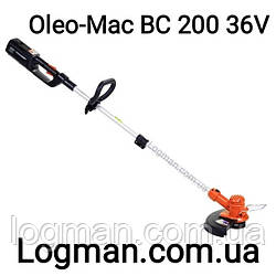 Триммер Oleo-Mac BC 200 Li-Ion 36V (54019041)