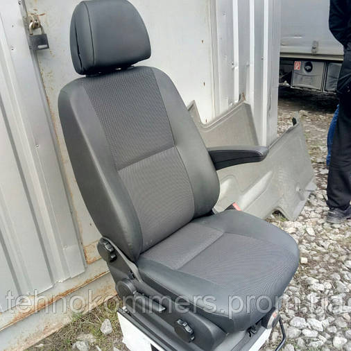 Pilot сидение пасажирское Mercedes Sprinter 906, фото 2