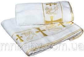Полотенце крестильное 70*140 см