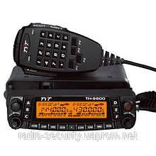 Радиостанция автомобильная 4-х диапазонная, ретранслятор TYT TH-9800