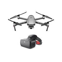Квадрокоптер Mavic 2 Zoom & DJI Goggles RE