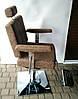 Мужское парикмахерское кресло  Barber Samuel (Самуель), фото 2