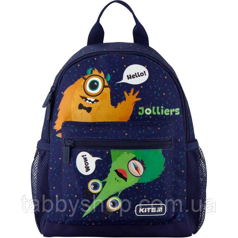 Рюкзак дошкольный KITE Kids Jolliers 534XS