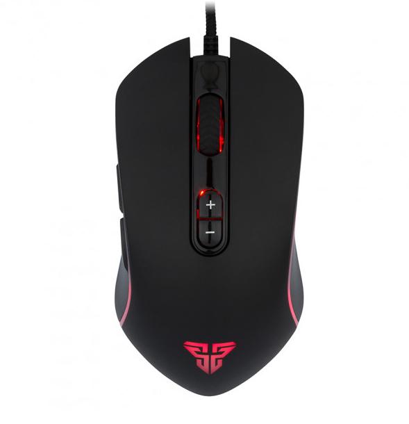 Геймерская мышь / Игровая мышь Fantech Thor X9 Оригинал, цвет черный