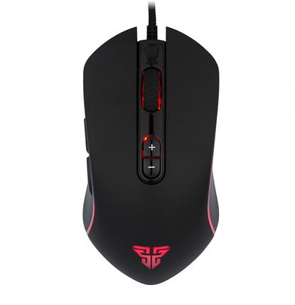 Геймерская мышь / Игровая мышь Fantech Thor X9 Оригинал, цвет черный, фото 2