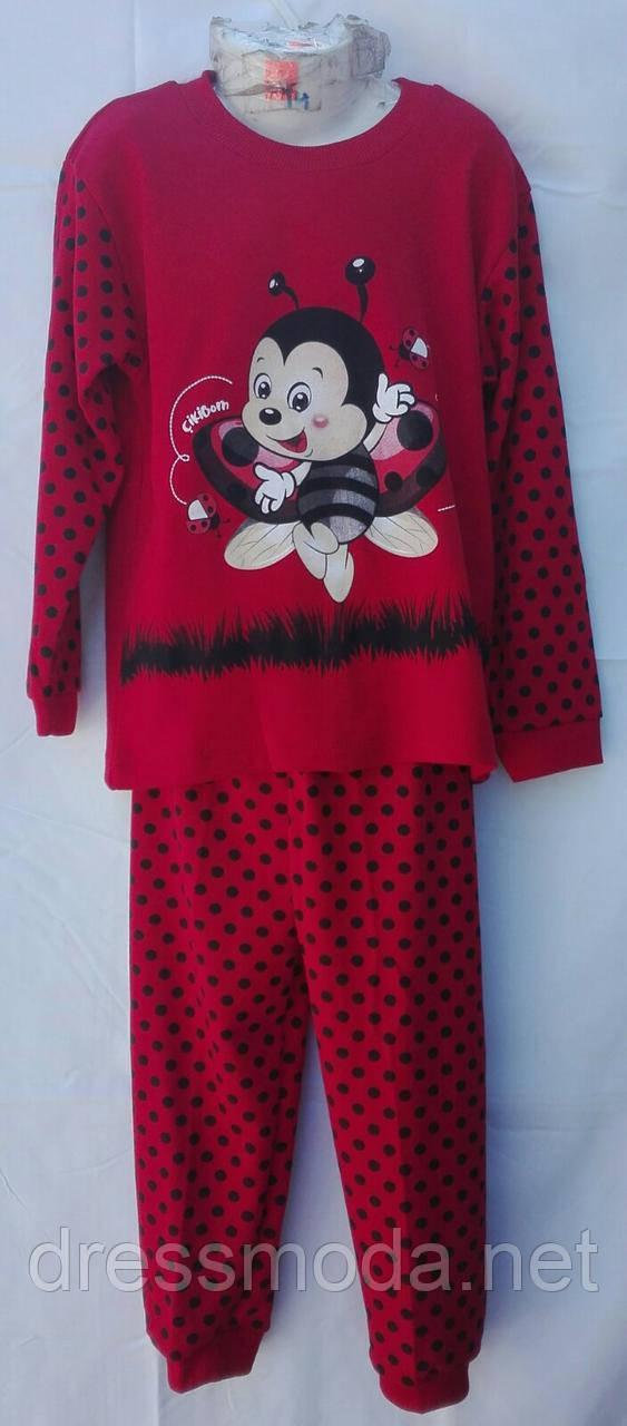Пижама для девочек Турция 4-6 лет