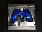 Игровой много-платформенный джойстик Wireless для PS2 PS3 PC Android TV Box (синий), фото 4