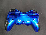 Игровой много-платформенный джойстик Wireless для PS2 PS3 PC Android TV Box (синий), фото 6