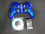 Игровой много-платформенный джойстик Wireless для PS2 PS3 PC Android TV Box (синий), фото 7
