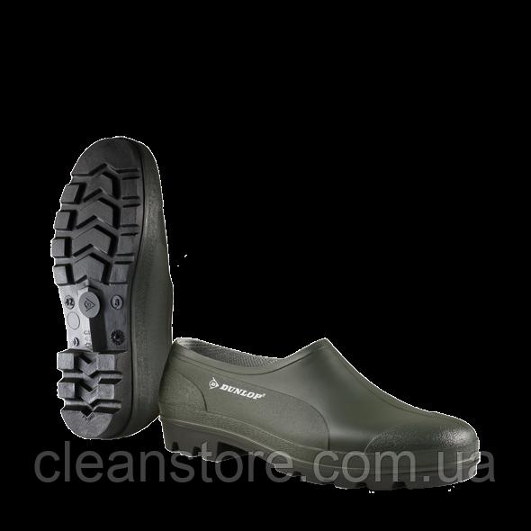 Галоші Dunlop Bicolour Wellie Shoe