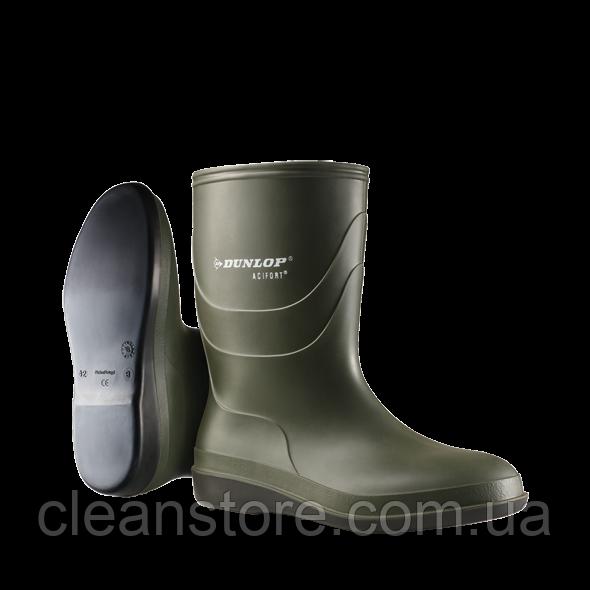 Чоботи Dunlop Acifort Biosecure Calf