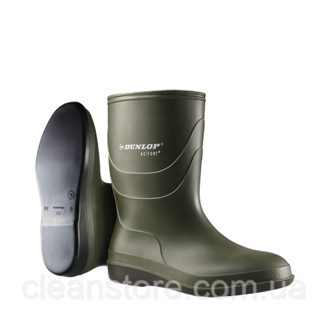 Чоботи Dunlop Acifort Biosecure Calf, фото 2