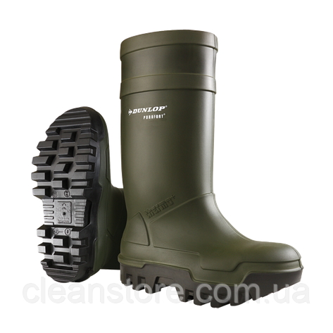 Чоботи Dunlop Purofort Thermo+ full safety, фото 2