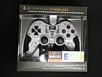 Игровой много-платформенный джойстик Wireless для PS2 PS3 PC Android TV Box (Белый), фото 6