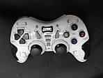Игровой много-платформенный джойстик Wireless для PS2 PS3 PC Android TV Box (Белый), фото 3