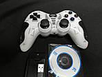 Игровой много-платформенный джойстик Wireless для PS2 PS3 PC Android TV Box (Белый), фото 7