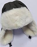 Шапка Пол 2 зимняя, хаки, David's Star, р. 54 56, фото 2