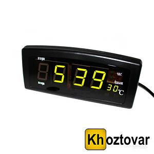 Электронные настольные часы Led Digital Clock Caixing CX 818 будильник