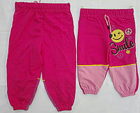 Спортивные брюки для девочка оптом,  1-3 лет, арт. ZOL-2038