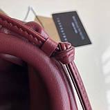 Сумка, клатч от Боттега натуральная кожа 23 см, фото 2