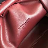 Сумка, клатч от Боттега натуральная кожа 23 см, фото 8