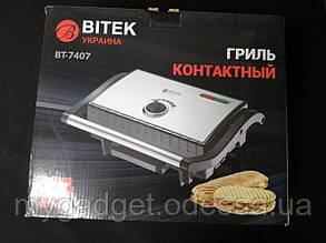 Кухонный гриль  Bitek BT-7407 1500ВТ
