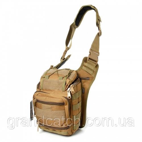 Рюкзак-сумка Silver Knight Койот RT-803