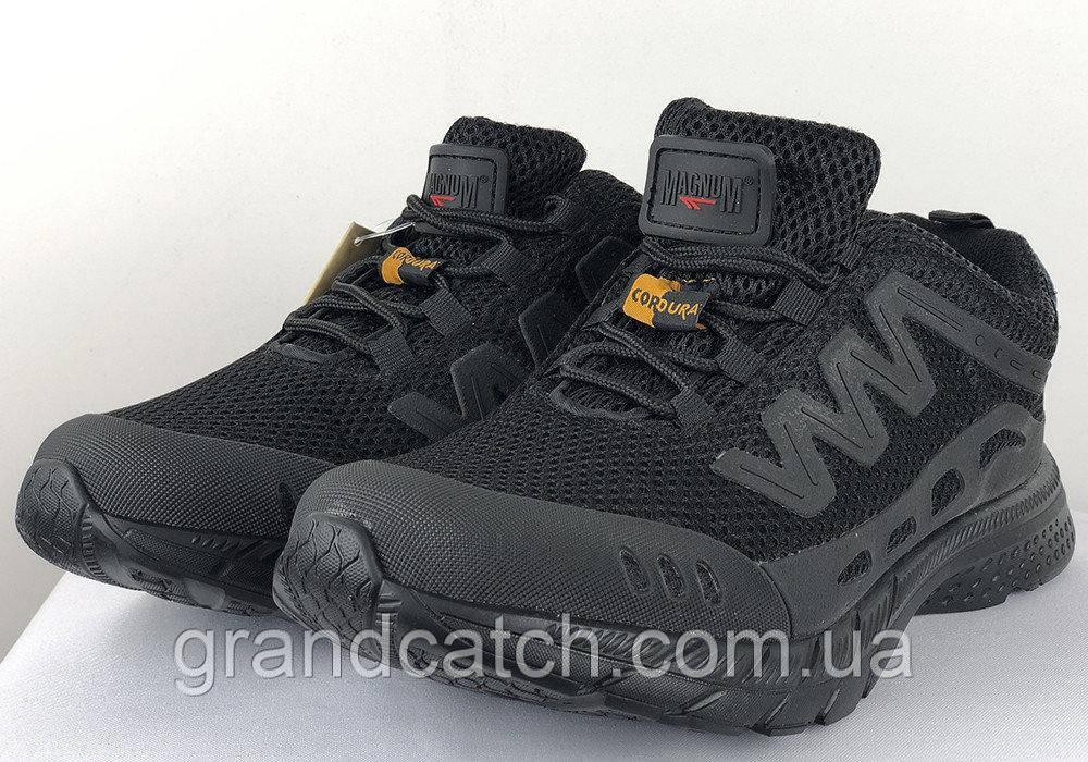 Кросівки тактичні MAGNUM чорні
