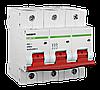 Автоматический выключатель трехполюсный Noark Ex9B125 3P C100A для защиты электрических цепей переменного тока