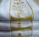 Полотенце крестильное 70*140 см, фото 5