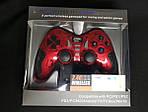 Игровой много-платформенный джойстик Wireless для PS2 PS3 PC Android TV Box (красный), фото 4