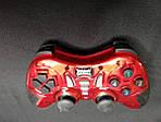 Игровой много-платформенный джойстик Wireless для PS2 PS3 PC Android TV Box (красный), фото 2