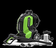 Мийка високого тиску Greenworks G50