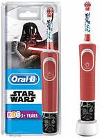 Детская электрическая зубная щетка Oral-B Vitality 100 StarWars, фото 1