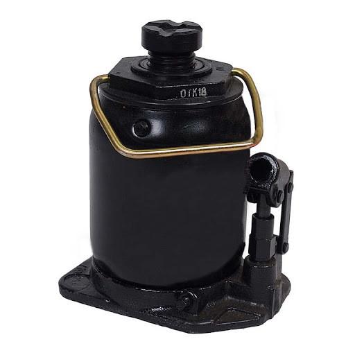 Домкрат 16т гидравлический двухплунжерный (240-635мм) (ШААЗ) ДГТ16-3913010-01