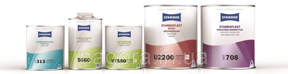 Новый дизайн упаковки Standox