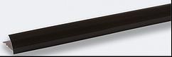Угол наружный под плитку (7-8 мм) коричневый LRA08