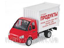 """Машинка Автопарк """"Продукты"""" Play Smart арт. 9077 А"""