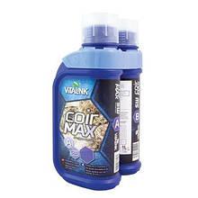 Удобрение для кокосового субстрата  VitaLink Coir MAX Soft Water 1л A&B