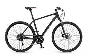 """Велосипед Winora Alamos men 28"""", рама 51см, черный  матовый, 2019"""